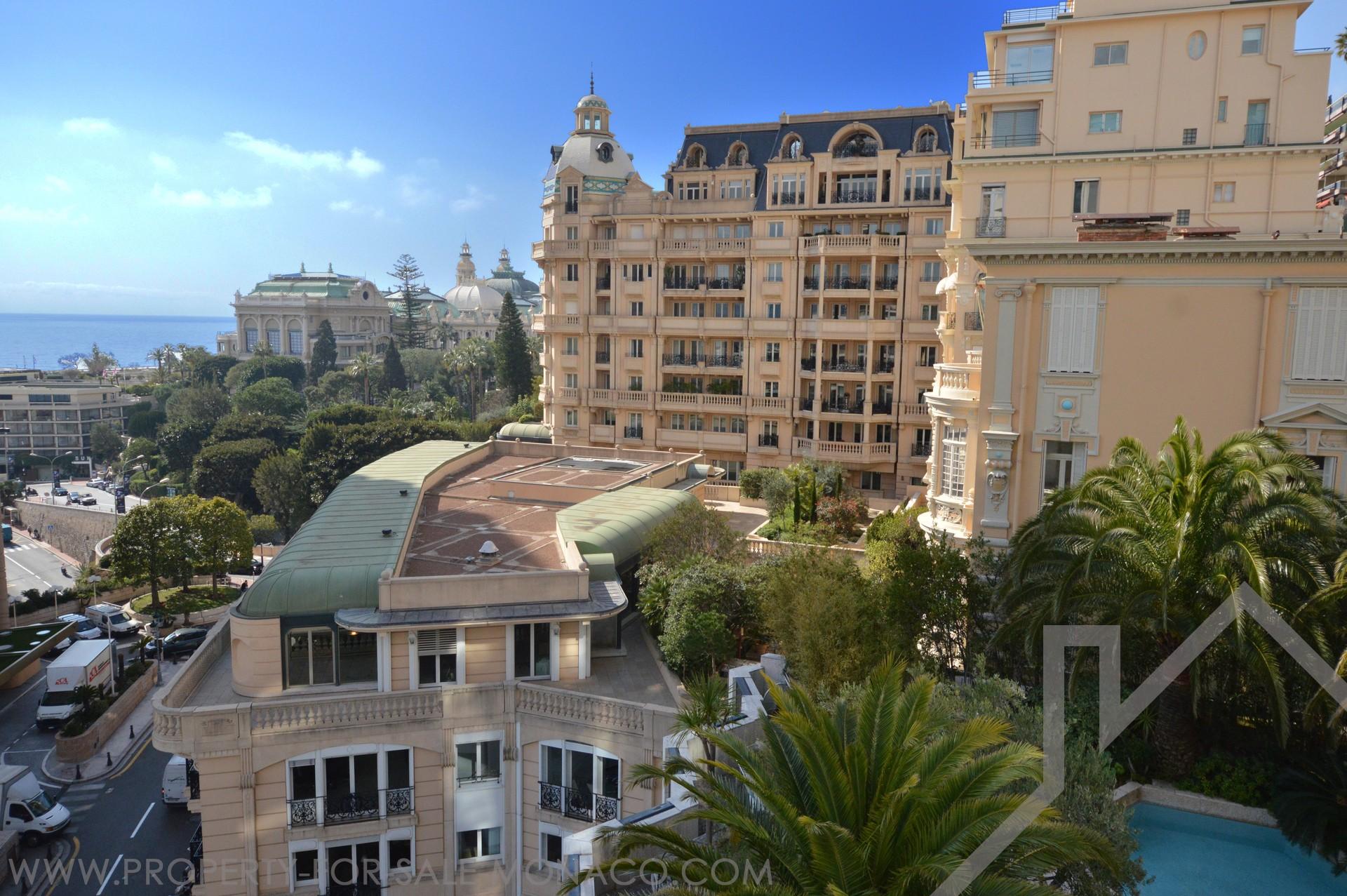 Le prince de galles appartamenti in vendita a montecarlo for Soggiorno a montecarlo