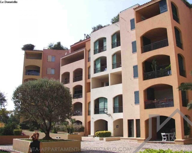 Studio with a cellar - Donatello - FONTVIEILLE VILLAGE - Appartamenti in vendita a MonteCarlo