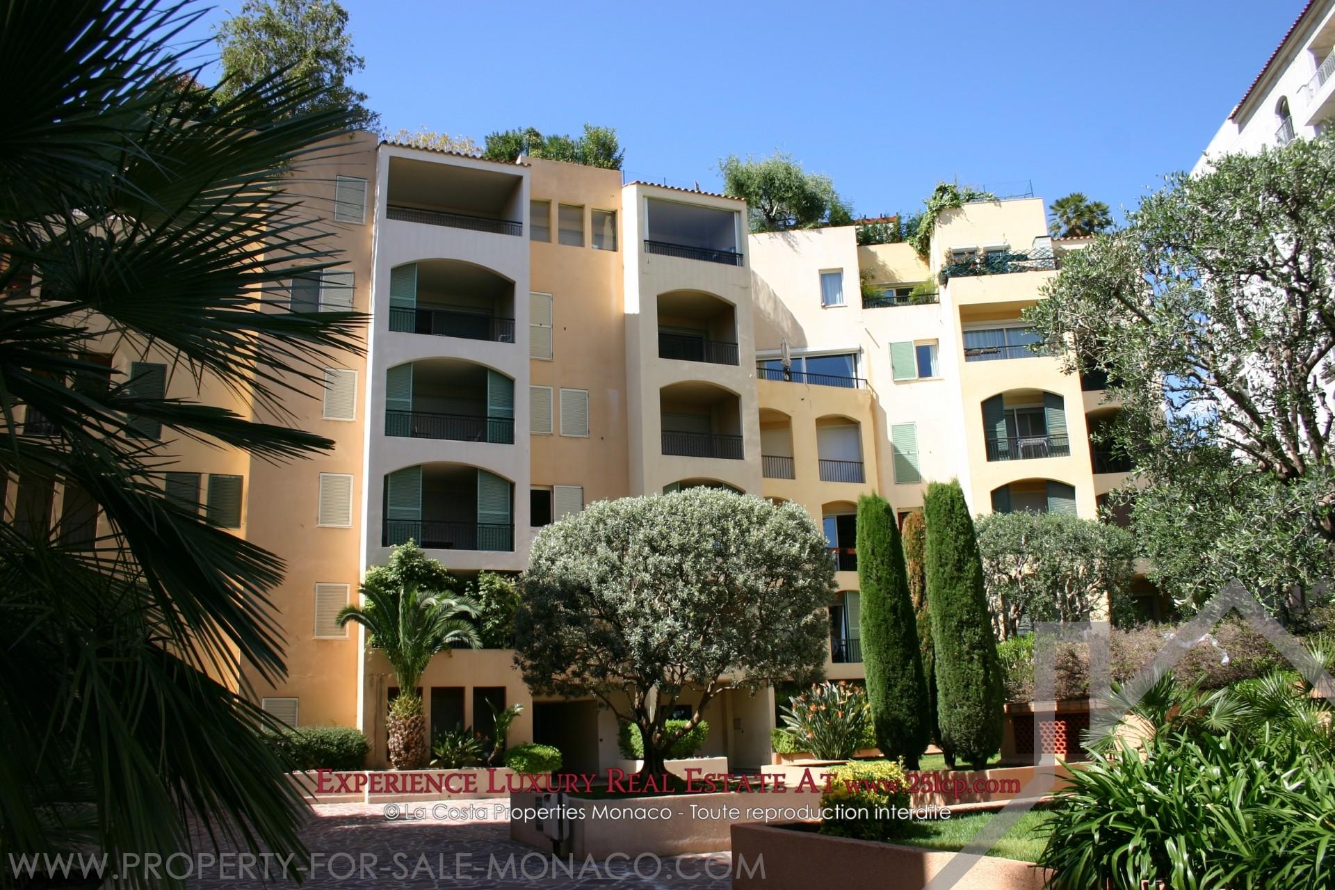 Quartiere di fontvieille bilocale appartamenti in for Soggiorno a montecarlo