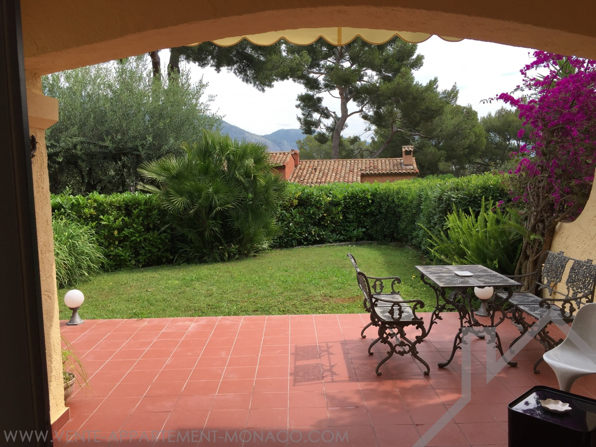 Cap martin 4 vani appartamenti in vendita a montecarlo for Soggiorno a montecarlo