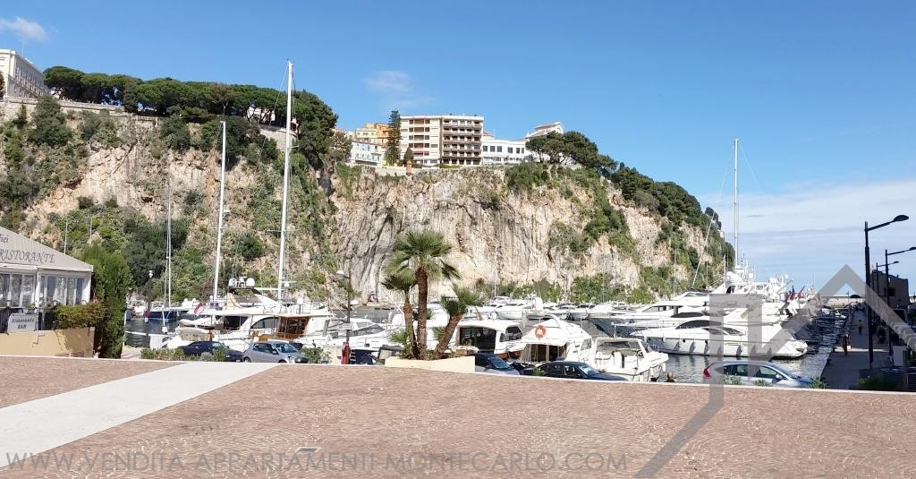 Porto di fontvieille appartamenti in vendita a montecarlo for Porto montecarlo
